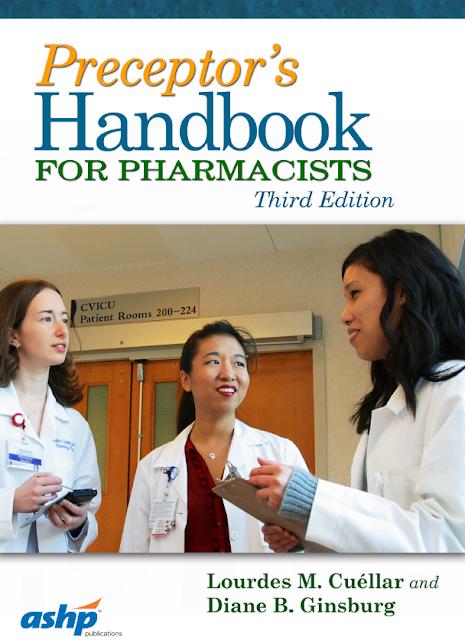 Preceptor's handbook for pharmacists