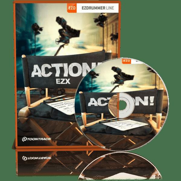 Toontrack Action! EZX Full version