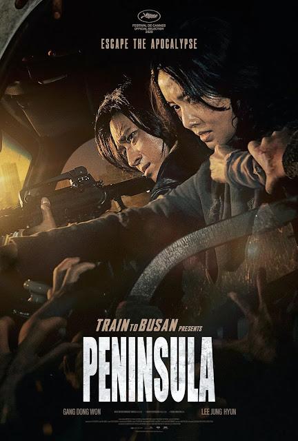 Peninsula (poster B)