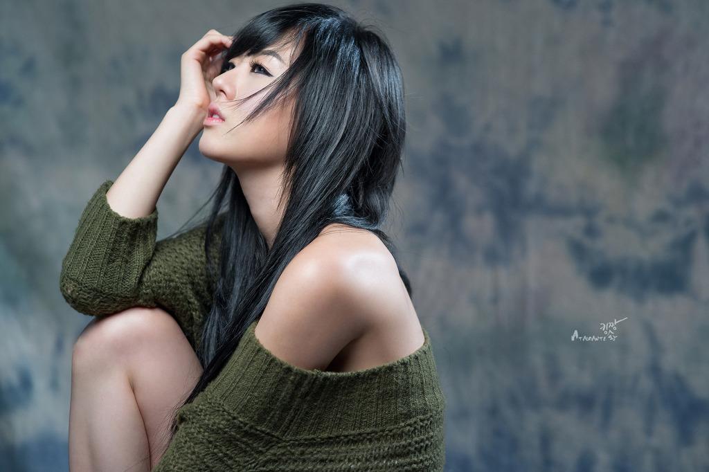 Cutest Korean Girls Hair Styles  Korea Glamorous Fashion -8573