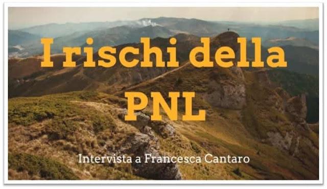 I rischi della PNL