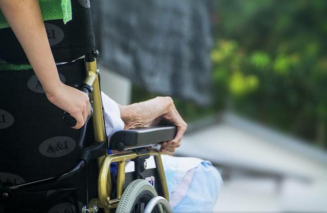 Niepełnosprawni w drodze na Jasną Górę