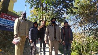 सनसनी- नेपाली मूल के  व्यक्ति  की हत्या के बाद शव को ठिकाने लगाने वाले तीन युवकों को पुलिस ने किया गिरफ्तार-जानिए पूरा मामला कहां का है