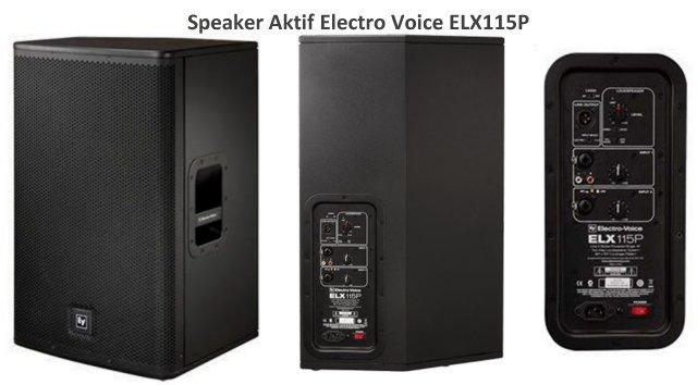 Harga Speaker EV ELX115P