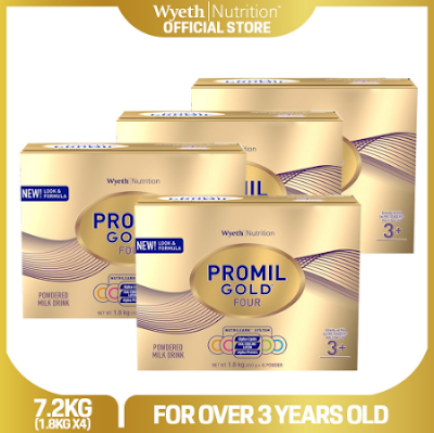 Promil Gold Four Brand Day in Shopee