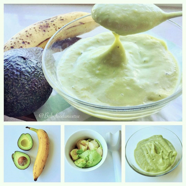 Banana Puree Recipe for adults and babies 2020