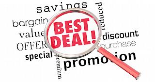 Find the best deals online