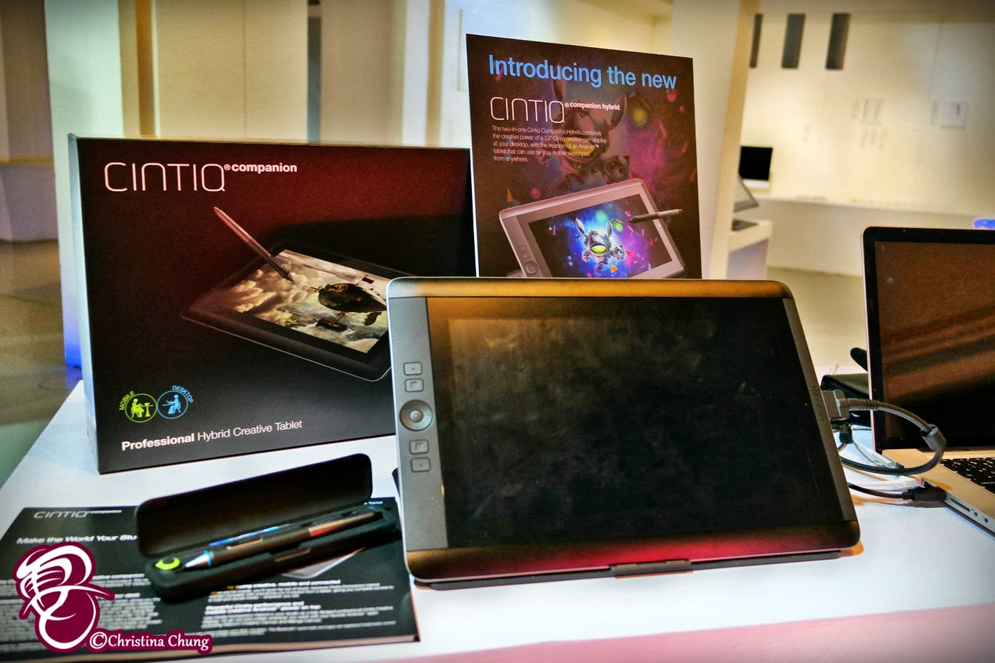 New Wacom Products Are Sure To Wow You! ~ Huney'Z World