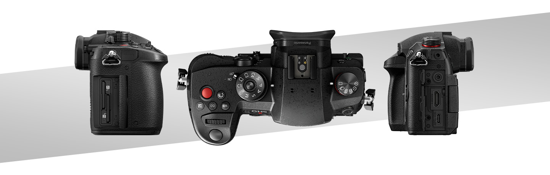 Panasonic Unvieled LUMIX GH5M2 Camera