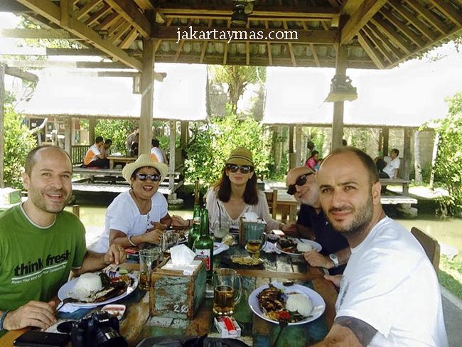Restaurante en Goa Gajah, Ubud