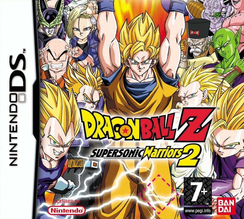 ROMs - Dragon Ball Z - Supersonic Warriors 2  - NDS Download