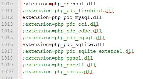 Pengertian PDO dan Cara Mengaktifkan PDO di PHP