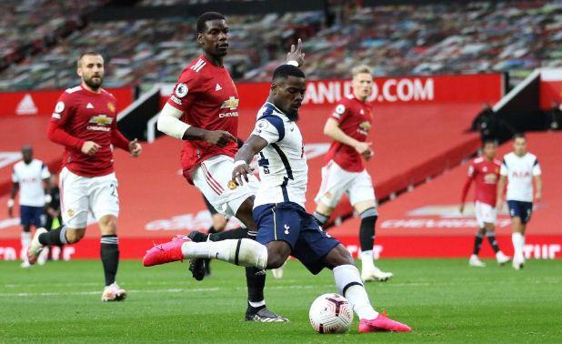 Manchester United vs Tottenham Hotspur - Highlights