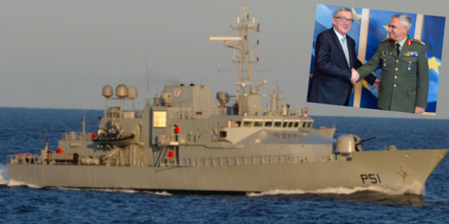 """""""Ζήτω η τρέλα""""! Η ΕΕ στέλνει κι άλλα πλοία στη Μεσόγειο ΟΧΙ όμως στο Αιγαίο!"""