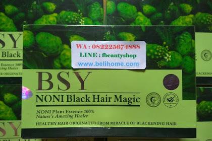 Manfaat BSY Noni Shampo Black Hair Magic