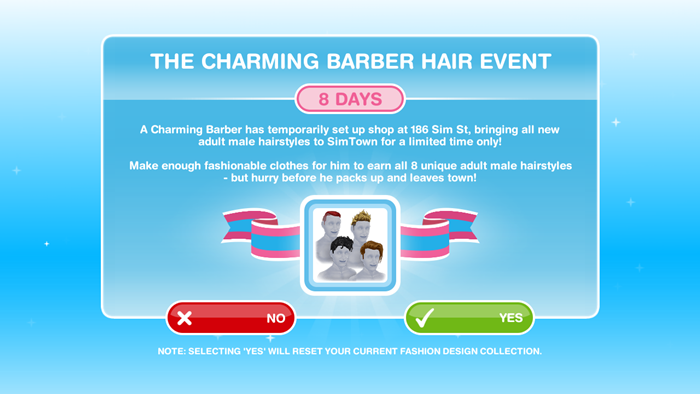 How To Complete The Charming Barber Hair Event Freeplay Guide