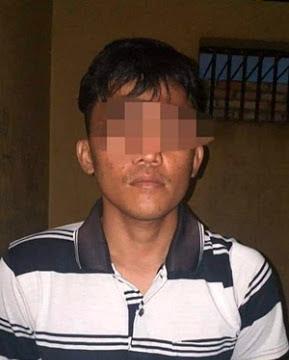 Kiamat Sudah Dekat..! Seorang Anak Durhaka di Kampar Tega Bunuh Ayah Kandungnya Sendiri