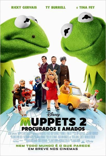 os muppets dublado em rmvb