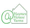 AT Haynes House Yarns logo