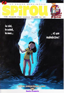 Un grand mini-récit, Spirou, Tofépi, numéro 3845, année 2011