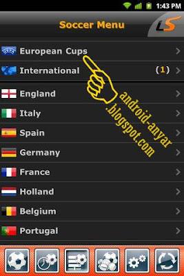 Livescore EURO 2016 Update Skor Piala Eropa Terbaru dengan Aplikasi Android