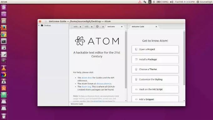 Los 5 mejores editores de texto para Ubuntu 20.10