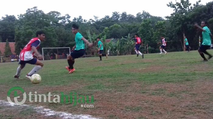 Main di Kaliangsana, Timnas Pelajar U-18 Ditahan Imbang Persikas Subang