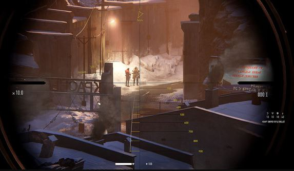 تنزيل لعبة sniper ghost warrior contracts كاملة للكمبيوتر