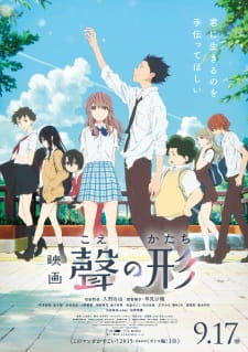 Koe no Katachi Sub Indo