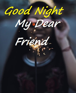 good night friends beautiful images