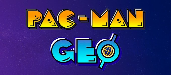 Pac-Man Geo Announced for Smartphones