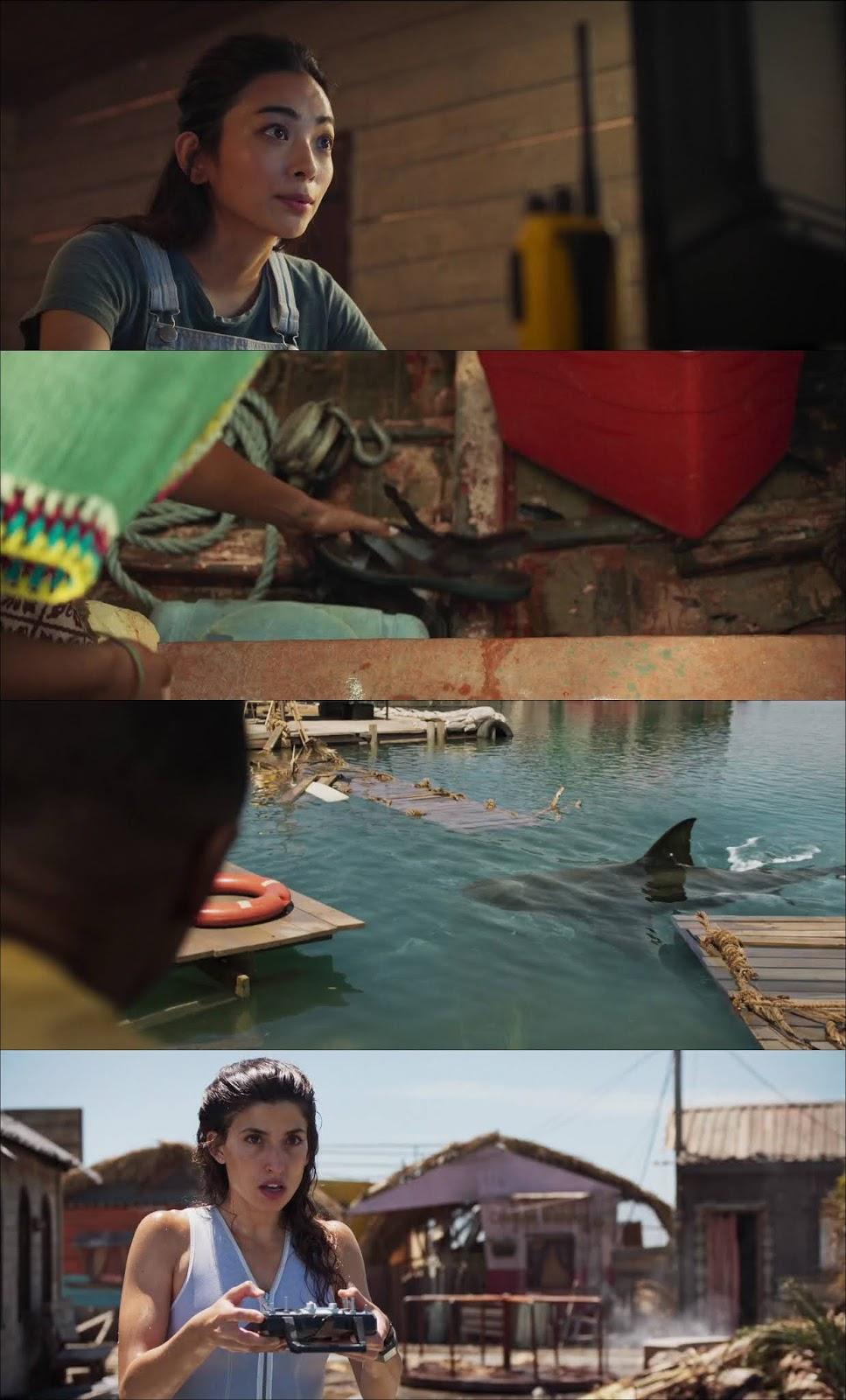 Deep Blue Sea 3 HD 720p Latino (2020)