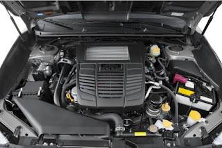 Subaru wrx engine