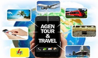 Berbisnis Online Tour & Travel Dengan Smartphone