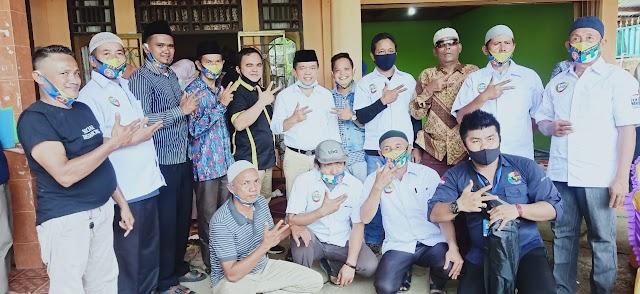 Dukungan Masyarakat 2 Kecamatan Di Bungo Untuk Haris-Sani