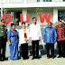 Panglima TNI Dampingi Presiden RI Resmikan PLBN di Papua