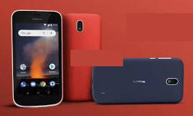 Nokia 1 dengan Googl1e Android Go Diluncurkan