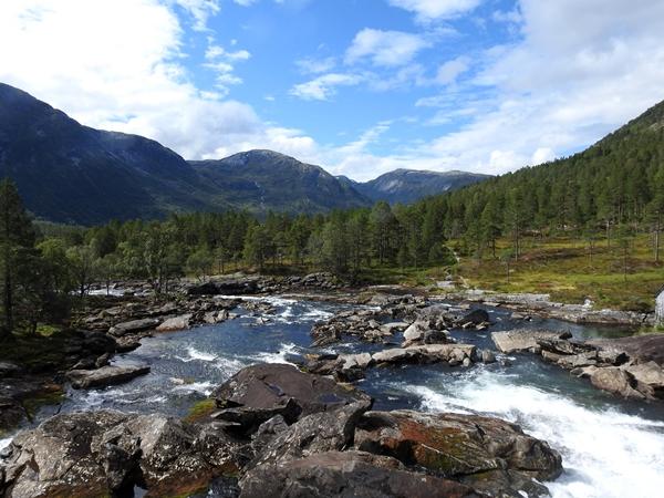 Likholefossen Gaularfjellet