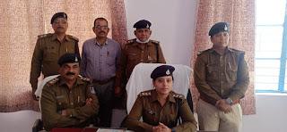 विजयराघवगढ़ पुलिस ने किया गुमसुदा अभिषेक ताम्रकार की हत्या काण्ड का खुलासा