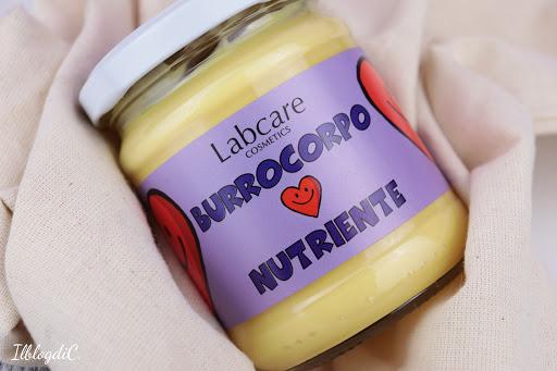 Burro Corpo Nutriente Labcare