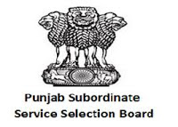 SSSB Punjab 2021 Jobs Recruitment Notification of Block Level Extension Officer and More 168 Posts