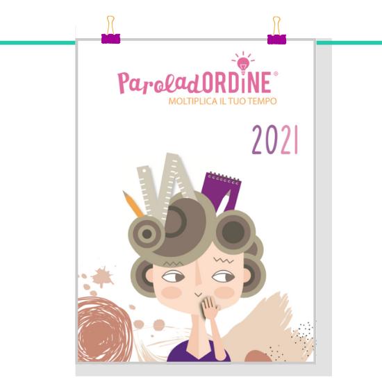 Calendario di Paroladordine 2021