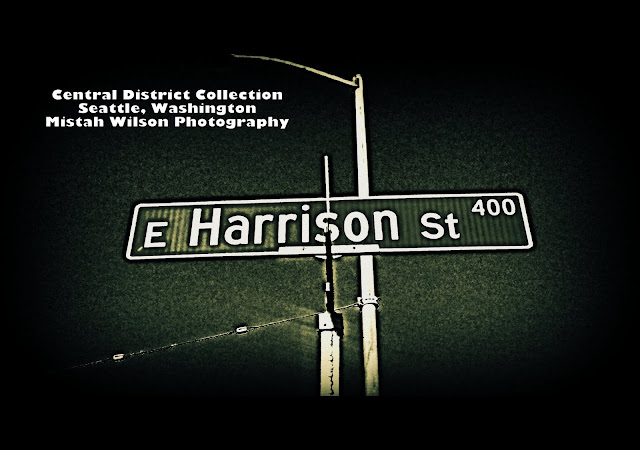 Harrison Street, Seattle, Washington by Mistah Wilson