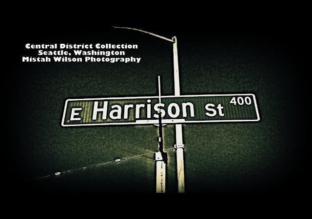 Harrison Street, Seattle, Washington by Mistah Wilson