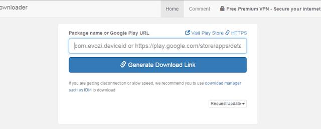 أفضل موقع لتحميل أي تطبيق في جوجل بلاي بصيغة APK