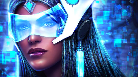 Symmetra - Overwatch Artwork - Full HD 1080p