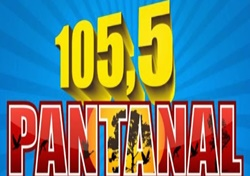 Ouvir agora Rádio Pantanal FM 105,5 - Mundo Novo / MS