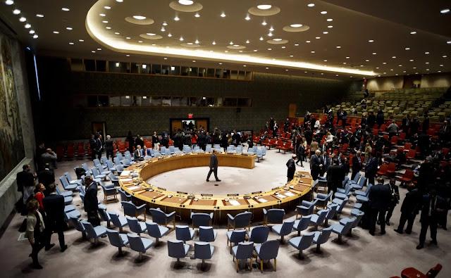 """""""Πόλεμος"""" Τουρκίας-Κύπρου στον ΟΗΕ"""