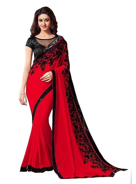 724b36ed10 Navabi Export Saree for Women Party Wear At Just Rs.899: Sarees For  Wedding, half sarees below 1000, Design Sarees Online, Buy Sarees,