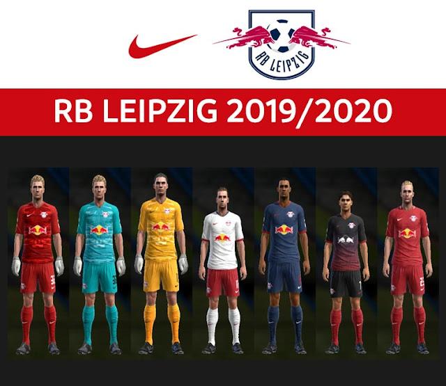 Pes 2013 Kits Rb Leipzig 2019 2020 Kazemario Evolution